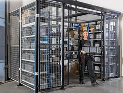 The new X-Store 2.0 for improved warehouse safety