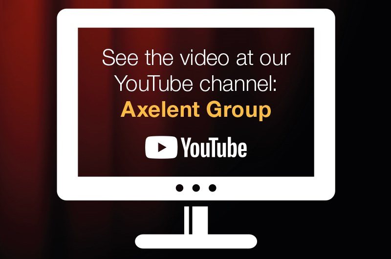 Axelent on YouTube