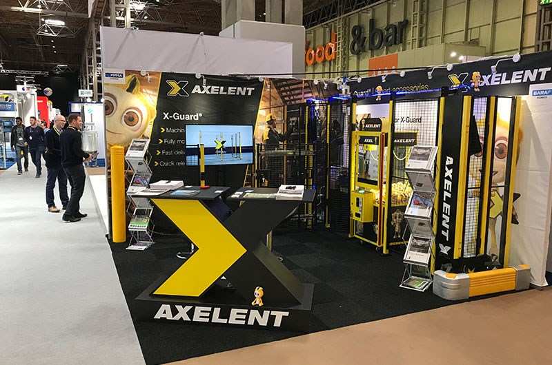 Axelent at PPMA Show 2018