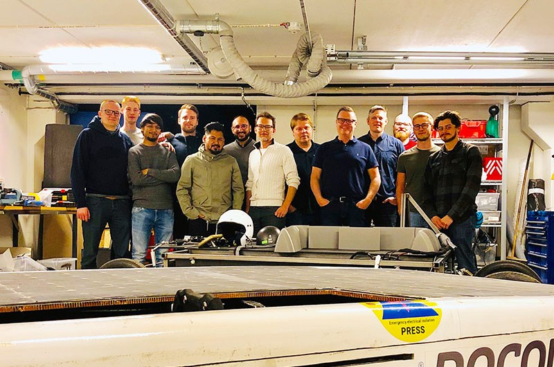 JU Solar Team Jonkoping University